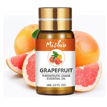 Mishiu Grapefruit Essential Oil For Aromatherapy Cedarwood Cinnamon Myrrh Patchouli Frankincense Vet