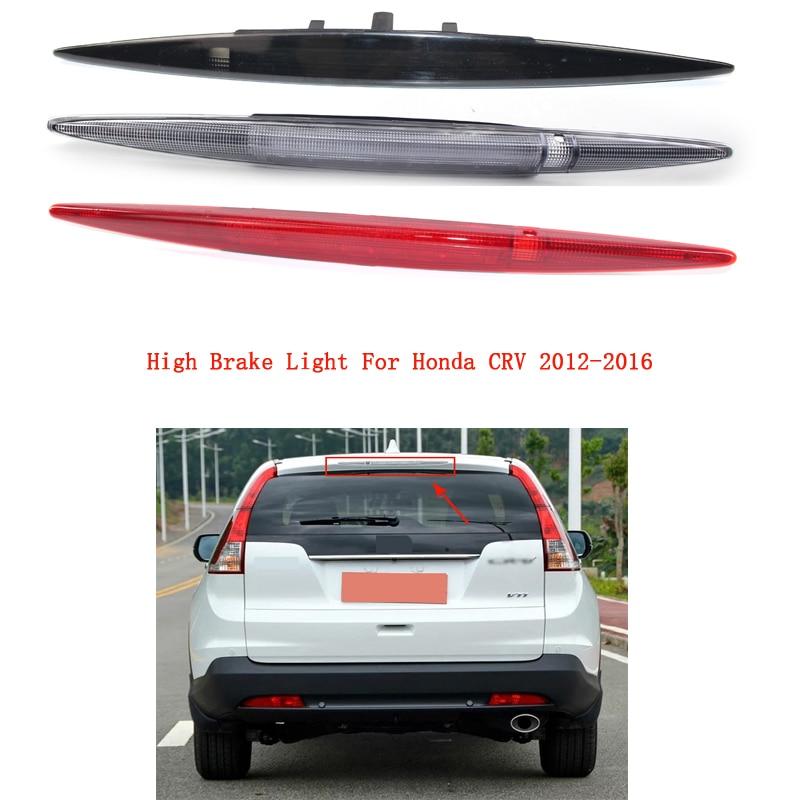 Автомобильный задний высокая гора стоп светильник 3Rd стоп-сигнал задний светильник для Хонда сrv 2012-2016