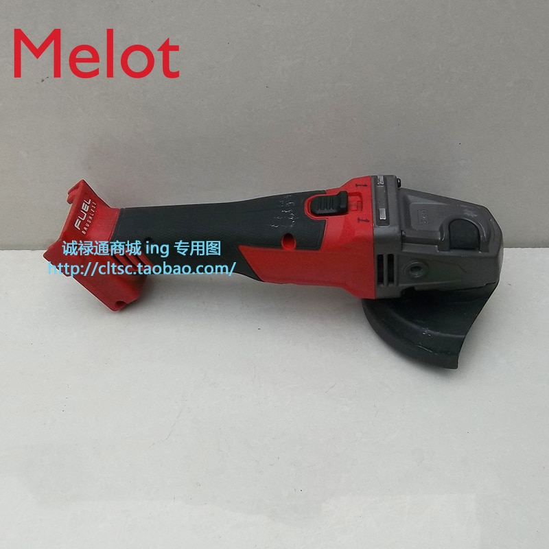 Original Second-hand Mivoch M18v Carbon-Free Brush/Rechargeable Angle Grinder/Polishing Machine/Grinding Machine Tools enlarge
