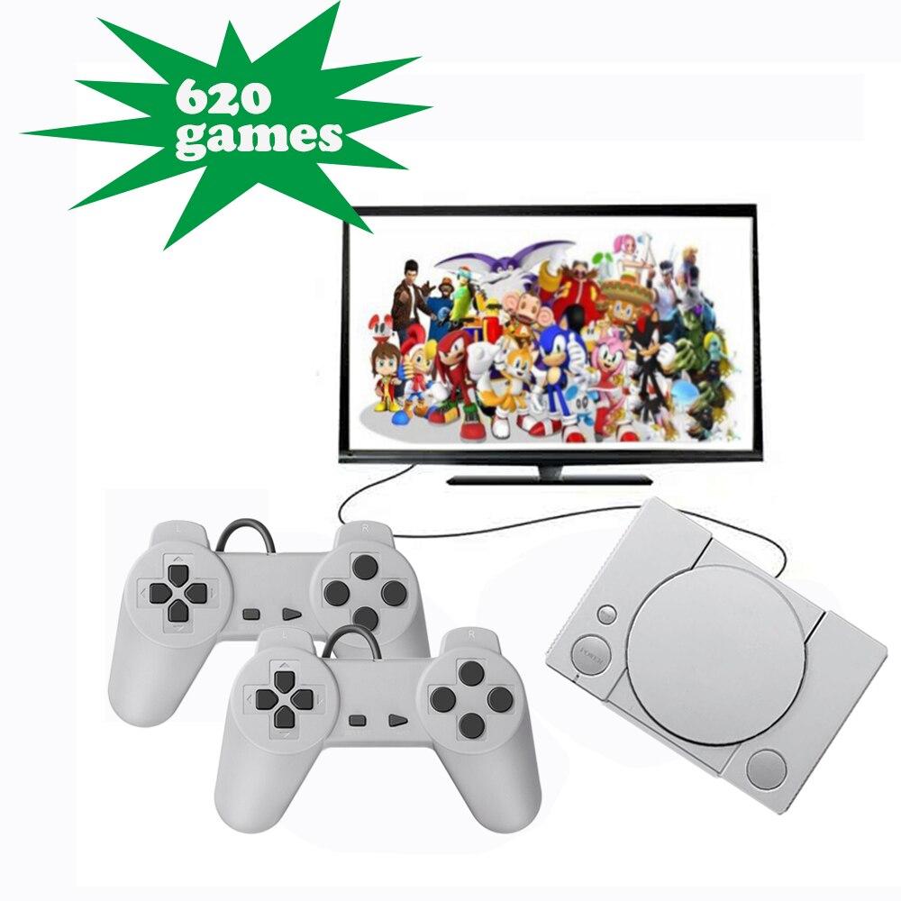 Классическая игровая консоль 8 бит мини домашний 620 экшен игра энтузиаст развлекательная система ретро двойная битва игровая консоль Пряма...