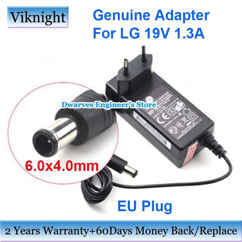 Оригинальный ADS40FSG-19 19V 1.3A 25W монитор адаптер питания для LG FLATRON E2242C-BN 22EA53V-P IPS 224V-PN E1948S E2242C IPS
