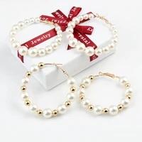 2020 european and american hot selling pearl earrings fashion creative earrings womens earrings jewelry temperament earrings
