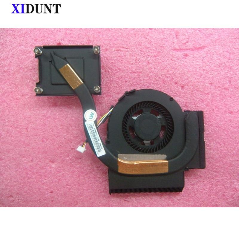 جديد وأصلي لينوفو ثينك باد L440 L540 الرسومات المتكاملة المبرد وحدة المعالجة المركزية برودة مروحة التبريد 04X4115 04X4117 01AW577 04X4310