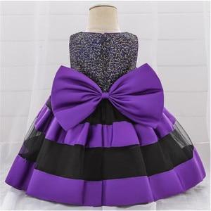 Girls Dress New Year Princess First Birthday Party Dress Kids Dresses for Girls Christmas Dress Vestido Wear