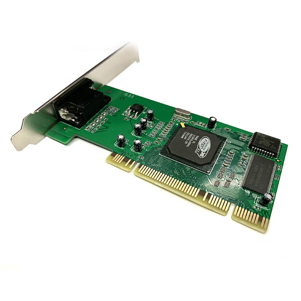 Módulo de tarjeta gráficos PCI ATI Rage XL, adaptador de tarjeta de...
