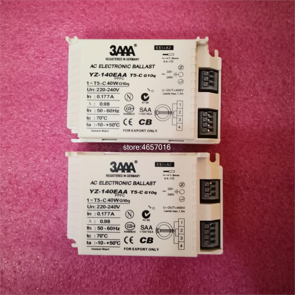 Balasto electrónico de arranque instantáneo 3AAA YZ-140EAA lámpara fluorescente en bucle FC /T5-C 40W T5