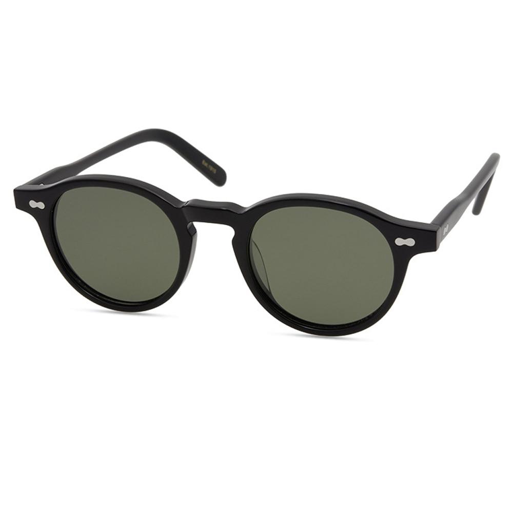 New Polarized Women Sunglasses Personality Outdoor Sunglasses Men and Women Classic Retro Round Glaess With Box