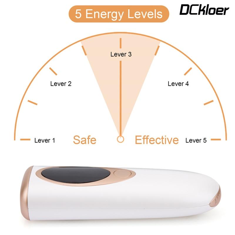 999999 Flashes IPL Laser Depilator Painless Permanent LCD Laser Hair Removal Quartz Tube Photoepilator Women Painless Home Use enlarge