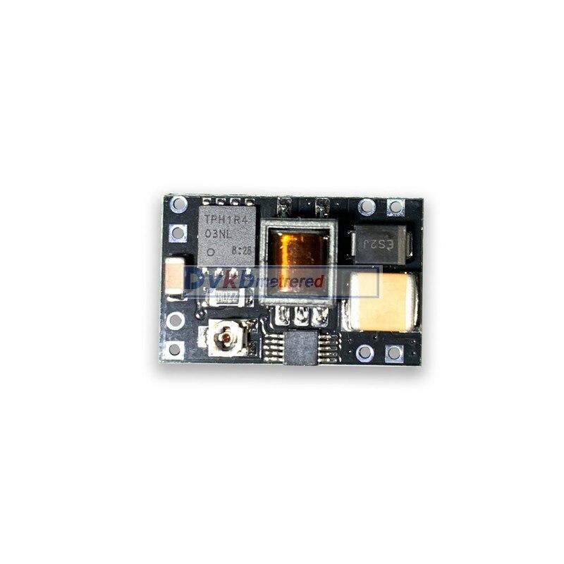 Мини dc 3-16v 12v до 170V DC boost высоковольтный блок питания для Nixie трубки светящиеся часы трубка волшебный глаз 3,7 V 3,2 V IN-14