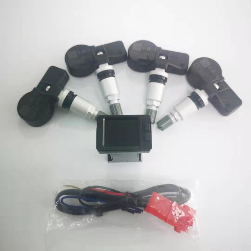 Sistema de monitoramento da pressão dos pneus sensor embutido para toyota yaris highlander corolla prado camry prius reiz fjcruiser alphard