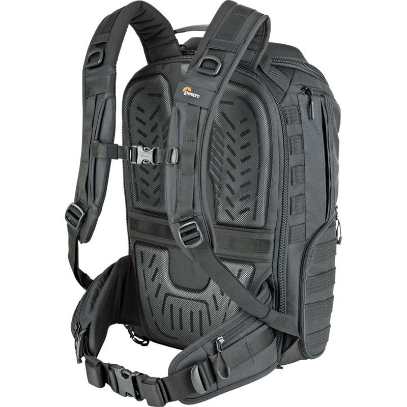 Lowepro ProTactic 450 AW II shoulder camera bag Genuine SLR backpack with all weather Cover 15.6