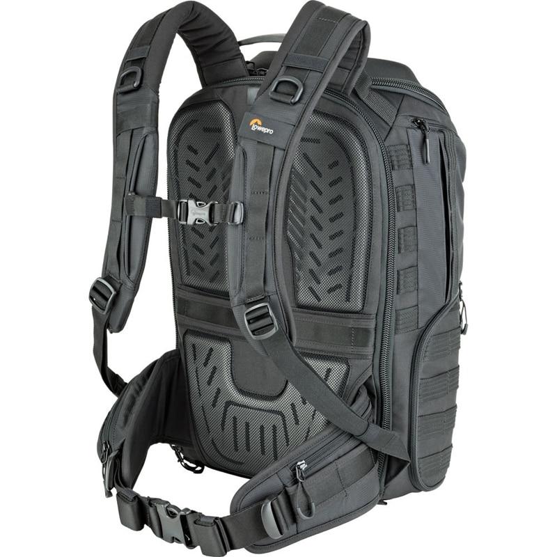 Lowepro ProTactic 450 AW II / BP 350 AW II حقيبة كاميرا الكتف حقيقية SLR على ظهره مع جميع غطاء الطقس 15.6