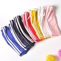 На возраст 2, 4, 6, 8, 12 лет, шорты для маленьких мальчиков и подростков Короткие штаны для девочек, штаны ярких цветов в Цвет спортивные пляжные шорты Свободные Повседневное короткое платье; - фото