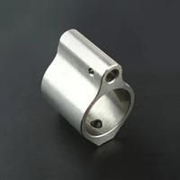 750 micro gas block stainless steel under handguardlow profile gas block wpin rifle hunting handguard accessories