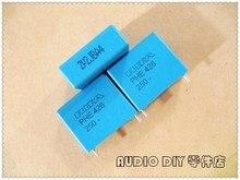 2 uds/10 Uds RIFA PHE426 serie 2,2 uF 250V 250v2.2uf 5% MKP Condensador de película, 225
