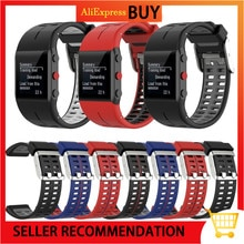 ALLOYSEED Silicone Replacement Wrist Watch Band for Polar V800 Smart Bracelet with Tool Smart watch