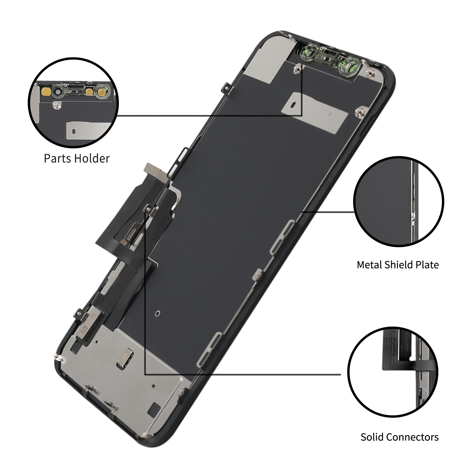 SE2 Screen Replacement LCD for SE2020 Touch Screen Digitizer Assembly Display Tool Kits No Camera Home Button SE2 LCD enlarge