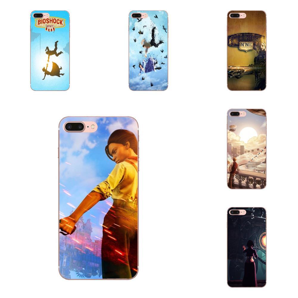 Bioshock infinito casa Fitzroy para Samsung Galaxy Note 8 9 10 Pro S4 S5 S6 S7 S8 S9 S10 S11 S11E S20 Edge Plus Ultra