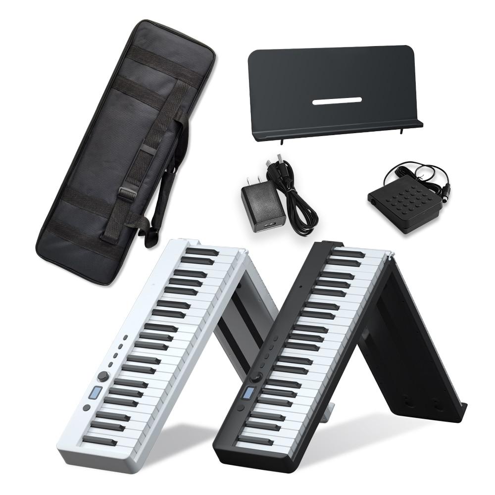 midi keyboard 88 key electronic piano keyboard enlarge