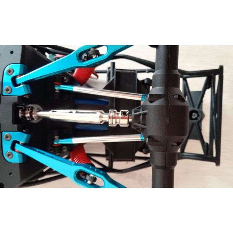 Wltoys 1/12 RC Car Spare parts 12423/12428/-A/-B/-C 12429 FY-01 FY-02 FY-03 Upgrade Metal Rear Drive Shaft/Rear Propeller Shaft enlarge