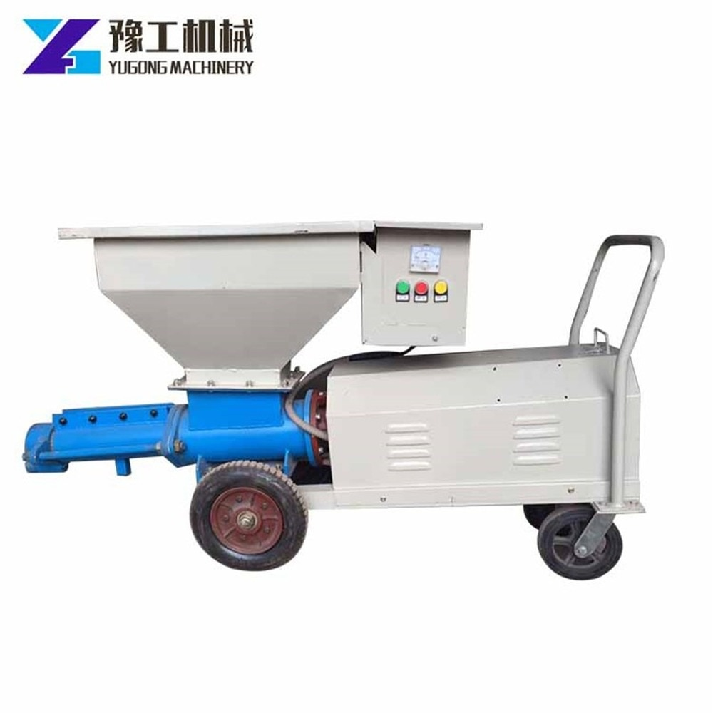 High Pressure Portable Multistage Screw Pump Customized Design Pumps Helical Screw Pump Positive Polymer Feed Single enlarge