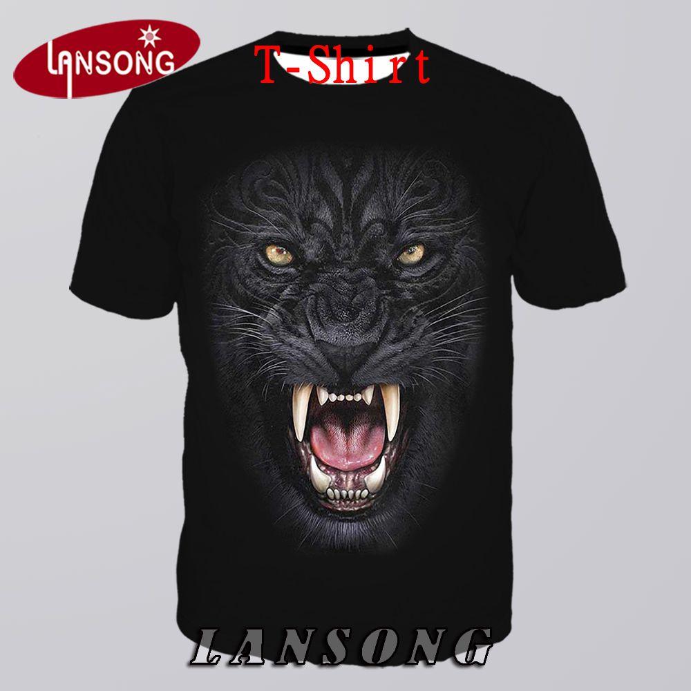 black panther t shirt men 3d print animal cat sweatshirt hoodies harajuku casual shorts funny streetwear hip hop leopard jacket