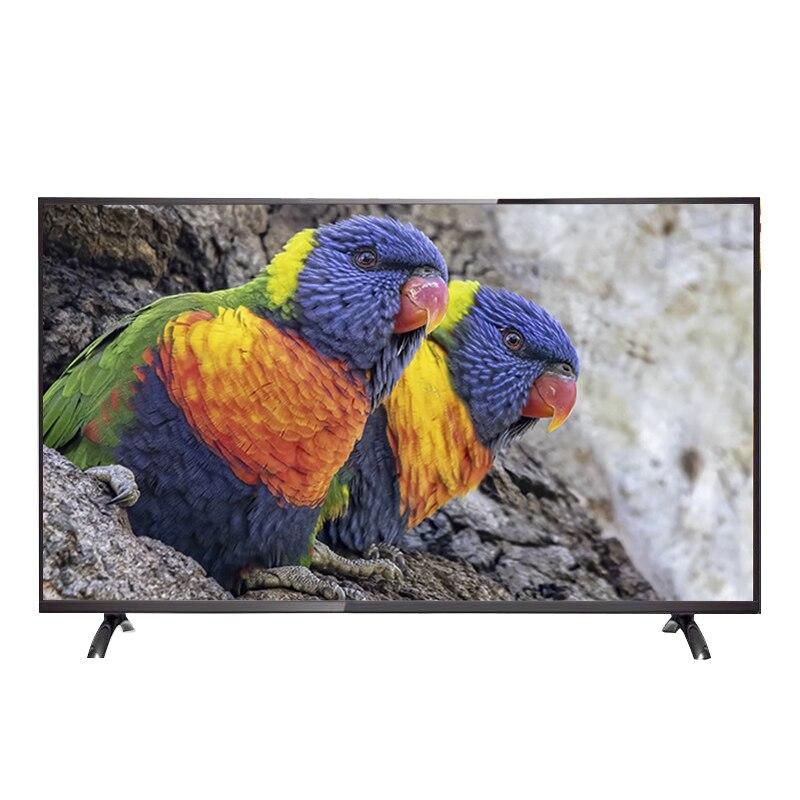 2021 32 42 50 55 بوصة 4K HD الشبكة الذكية واقية من الانفجار تلفاز LCD منتج جديد 43 بوصة LED التلفزيون الذكية التلفزيون كامل HD