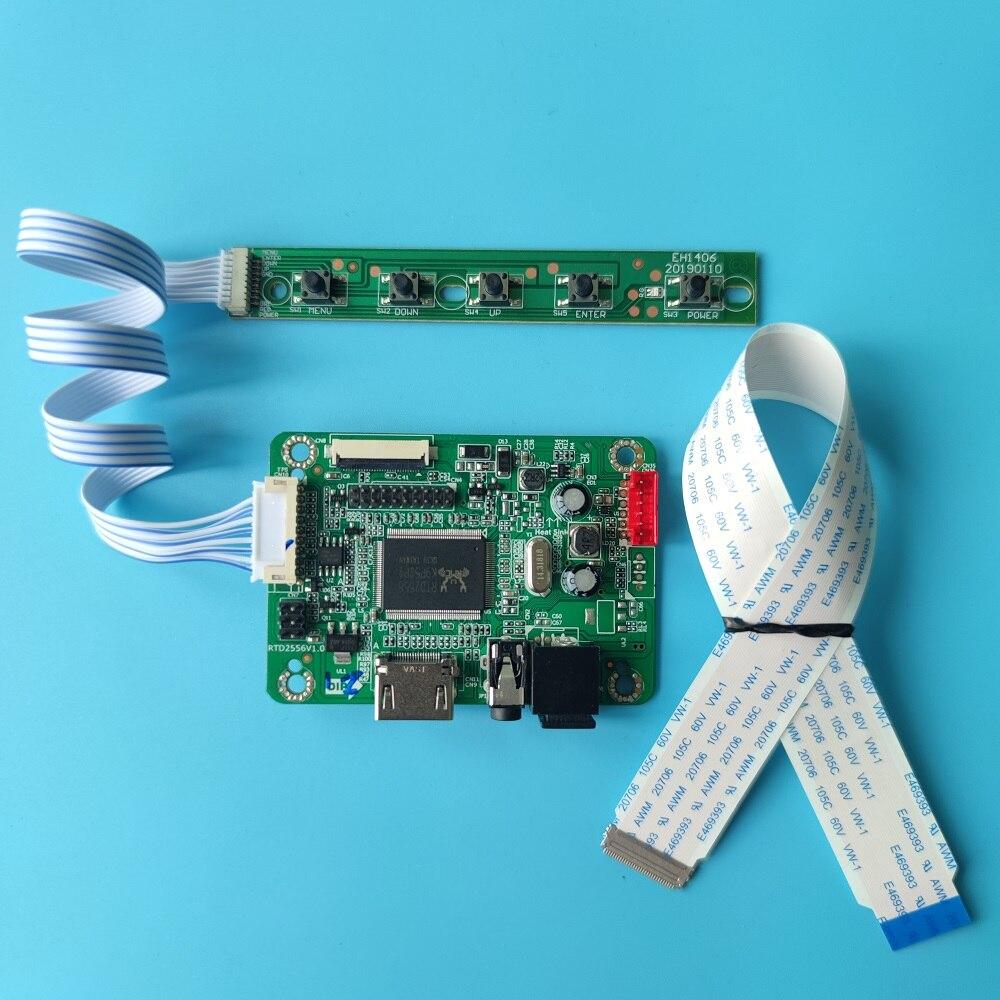 HDMI-متوافق LCD LED EDP البسيطة تحكم سائق مجلس عرض كابل ل NV140FHM-N31/NV140FHM-N32 1920X1080