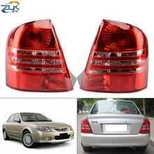 ZUK voiture arrière feu arrière feu arrière pour MAZDA 323 Protege FAMILIA 2005 2006 2007 2008 2009 2010 feu arrière lampe de frein