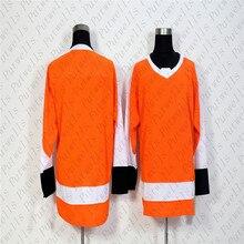 Männer Neue Amerika hockey jerseys Philadelphia Eis Stich Carter Hart Travis Konecny Ivan Provorov Claude Giroux hockey Jersey