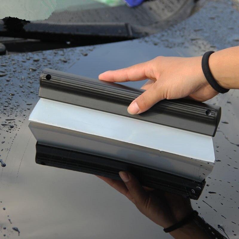 T Форма Чистый щетка для мытья автомобиля лобового стекла стеклоочиститель Планшеты чистки автомобиля Стекло окна с подробным описанием ще...