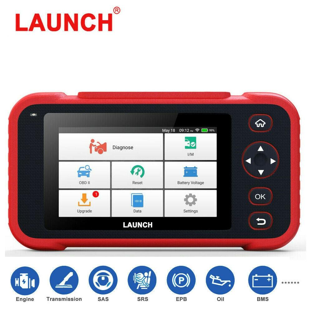 LAUNCH CRP129i Diagnostic Tool Professional Auto Scanner OBD2 Car Diagnosis EOBD Obd 2 Code Reader Automotivo Scan Free Update