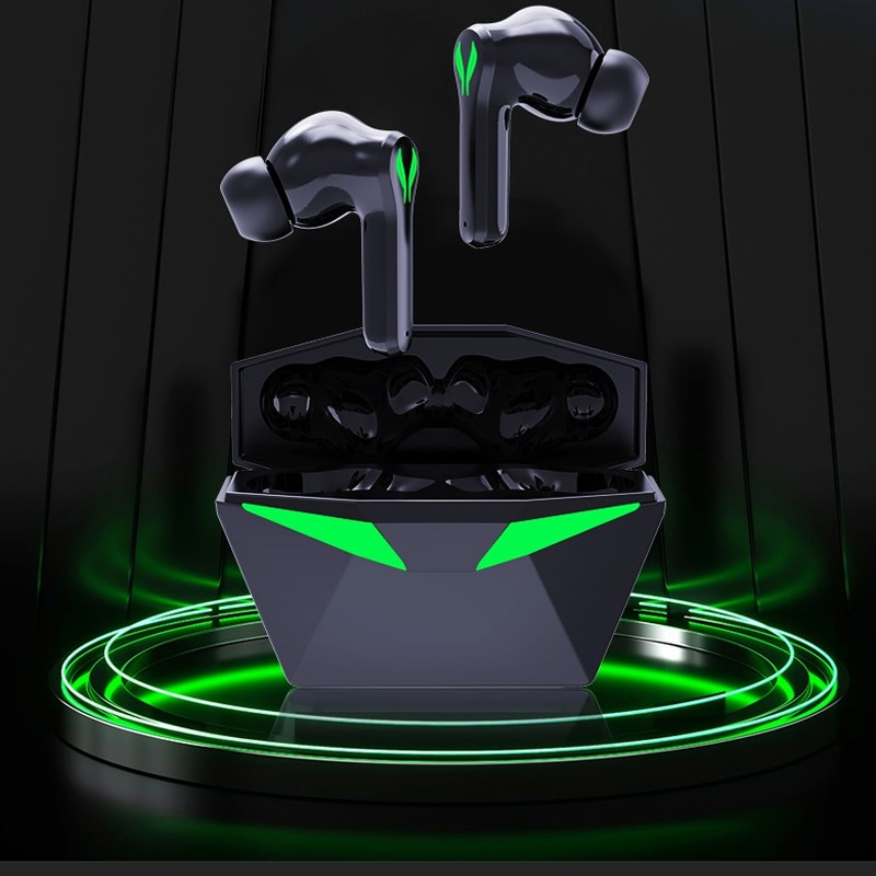 TWS Bluetooth 5.1 Earphones LED Charging Box Wireless Headphone 9D Stereo Sports Waterproof Earbuds