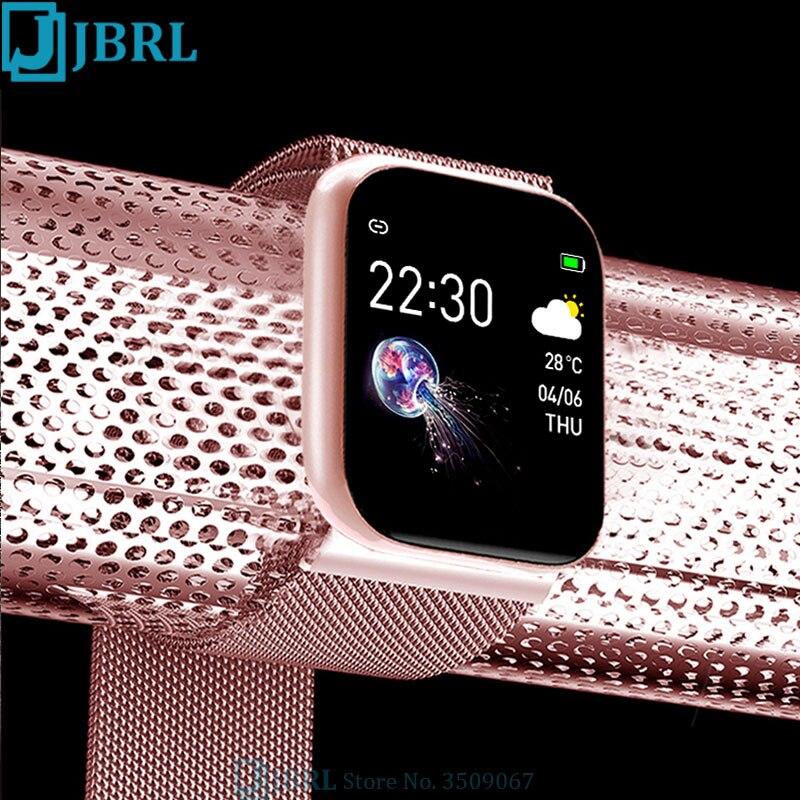Sport  Smart Watch Men Women Smartwatch For Android IOS Electronics Smart Clock Fitness Tracker Full Touch Bluetooth Smart-watch