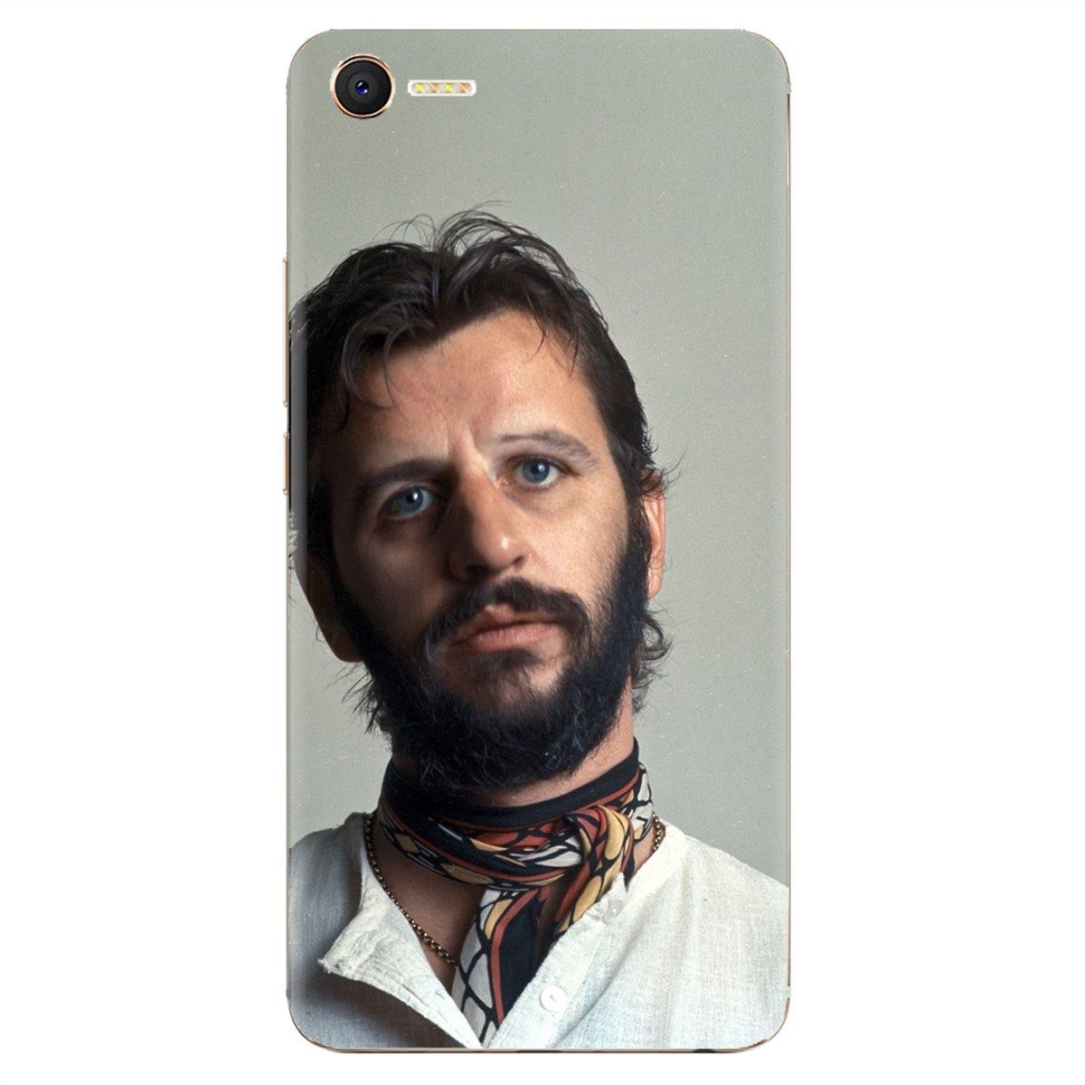 Personalizado silicone caso de telefone para huawei honor y5 2018 2019 8 s 9x pro 20 10 10i lite ringo starr