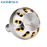 Gomexus Power Knob 45mm For Shimano Saragosa Stella SW Stradic FJ 4000 - 8000 Spinning Reel Handle Knob Type B