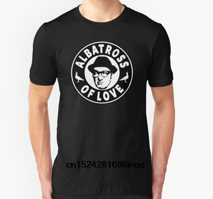 Funny tshirt Albatros Fashion Cool Men Printed T-Shirt T shirt Women der Liebe Customized