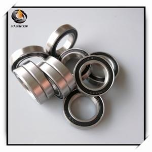 10Pcs 6802 2RS Bearing 15*24*5 mm  ABEC-7