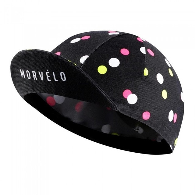 New Men Women Morvelo Cycling Cap Gorra Ciclismo Bike Hat Bicycle Headwear Bandana Ciclismo Cycling Hat Quick Drying