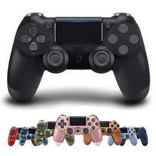 Для Sony Ps4 контроллер для PS4 беспроводной геймпад PS4 Bluetooth контроллер Аксессуары для игр Ps3 геймпад вибрационные джойстики