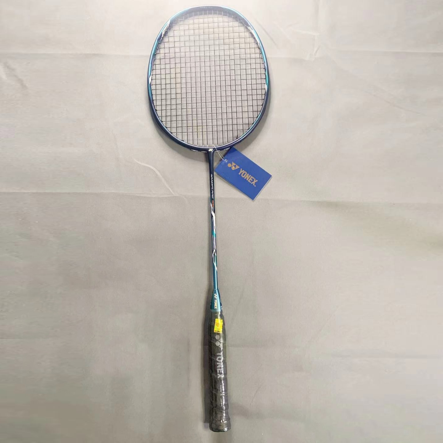 Yonex new badminton racket NF700 black and green full carbon ultra-light and durable offensive badminton racket genuine