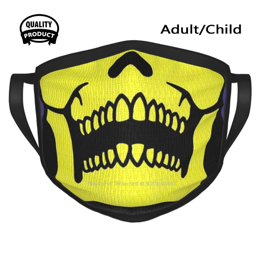 Skeletor 3 Face Mask Outdoor Cycling Fishing Motorcycle Face Masks 19 News Us Symptoms News Facemask Social Distancing New