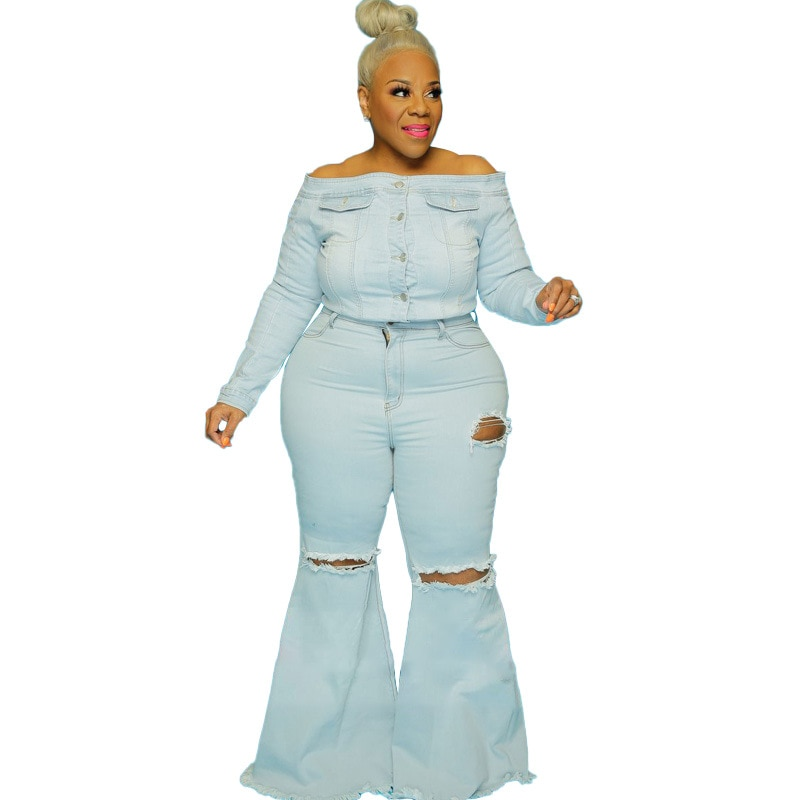 Джинсы женские рваные однотонные, модные джинсовые джоггеры из денима, Брюки Розовые