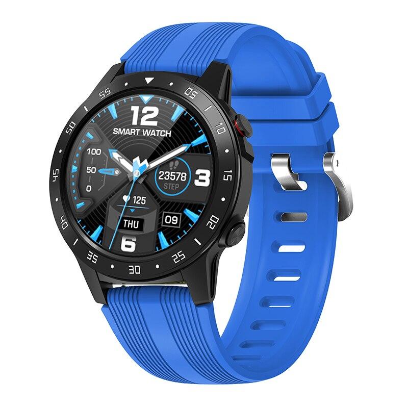 GPS Reloj Deport Men Blood Pressure Smartwatch Waterproof Heart Rate Monitor Fitness Sport Tracker Smart Watch Message Reminder