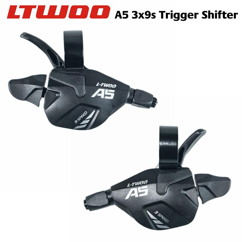 LTWOO A5 3x9 velocidad 27s gatillo cambiador compatible ALIVIO