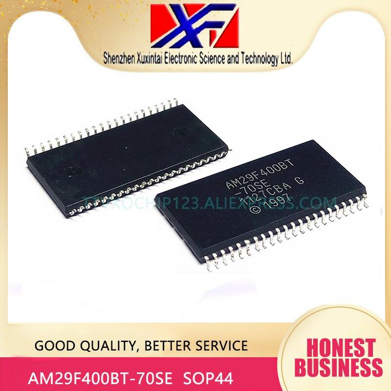2cs/Lot AM29F400BT-70SE AM29F400BT-70 AM29F400BT AM29F400 SOP-44