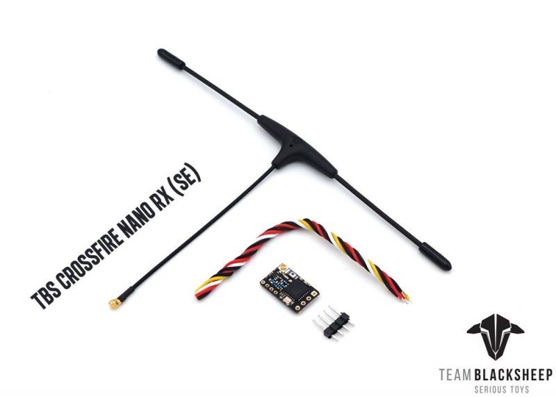 نسخة جديدة من جهاز استقبال TBS Crossfire Nano/Crossfire Nano SE هوائي خالد T V2 RX CRSF 915/868Mhz نظام راديو طويل المدى RC