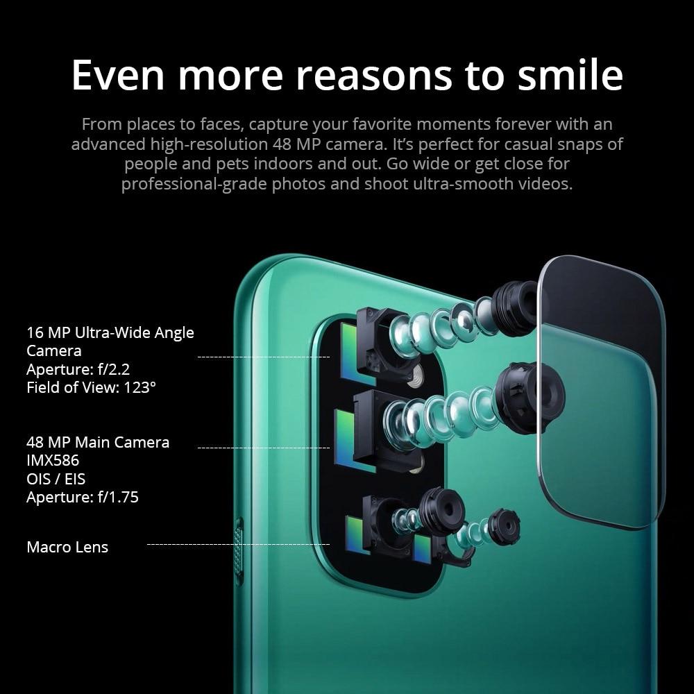 Фото4 - Смартфон с восьмиядерным процессором Snapdragon 865, 12 Гб ОЗУ, 256 Гб ПЗУ, 120 Гц