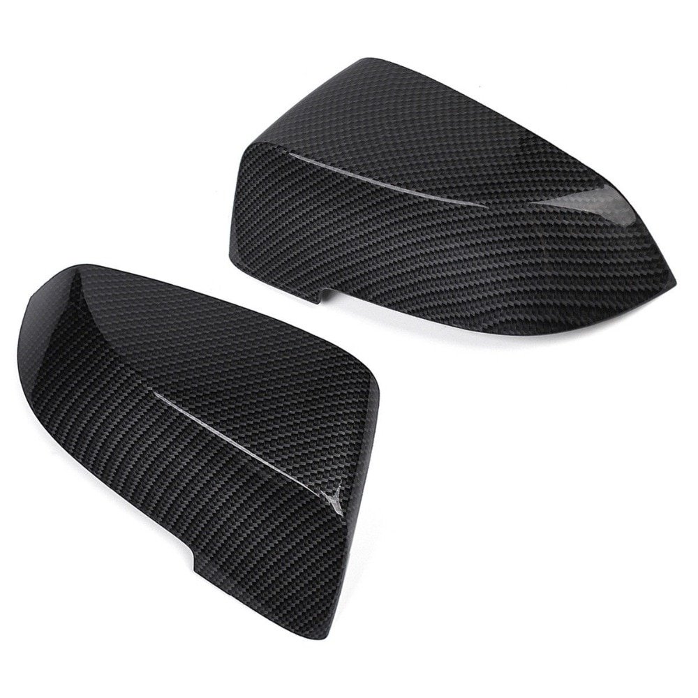 Carbon Fiber Tape-on Mirror Covers for 2014-2016 BMW F10 F11 5 Series