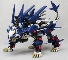 Anime Action Figure Birthday Christmas gift BT 1/72 ZOIDS Liger Zero Jager Gundam Assembled model